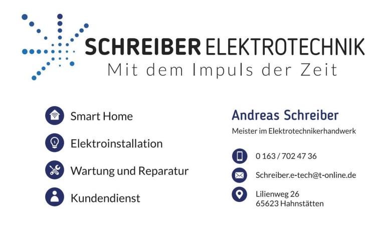 Schreiber-Elektrotechnik